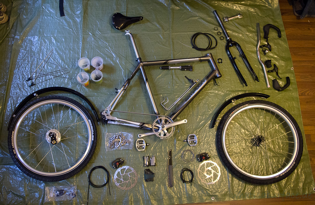 On Building a Bike