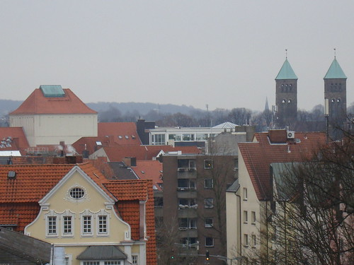 Dachlandschaften by Jens-Olaf