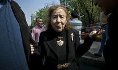 Senadora Rosario Ybarra de la Garza