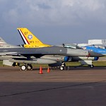 General Dynamics F-16 Fighting Falcon Vipers - 83-1147 & 84-1393 Ready for Change of Command Ceremony, 147th FW to 147th RW