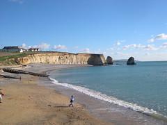 Isle of Wight Coast Path Day 3