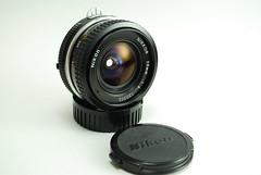 Nikon Nikkor 20mm f/4.0 AI