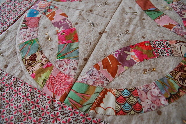 Double Wedding Ring Quilt Class