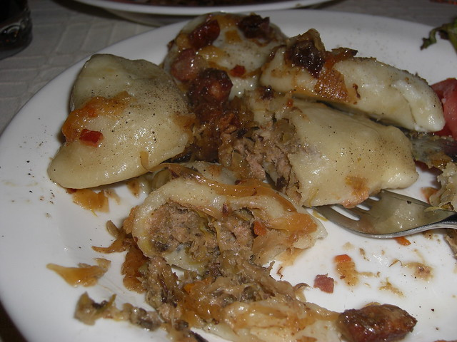 Pierogi traditional polish food flickr photo sharing for Authentic polish cuisine