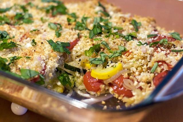 Summer Vegetable Gratin | Flickr - Photo Sharing!