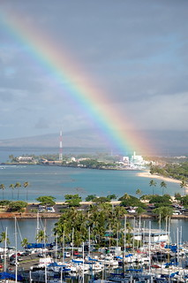 Rainbow Over Ala Moana