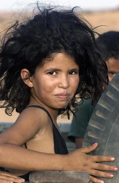 Western Sahara - Refugees