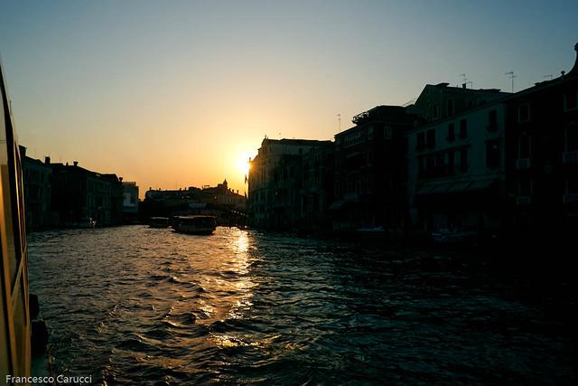 venice at sunset - photo #45
