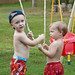 Luke and Thomas by bnp