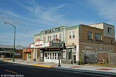 AITKIN, MN--Rialto Theater
