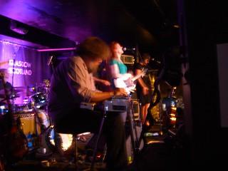 Jon Rauhouse with Neko Case - Glasgow 2009