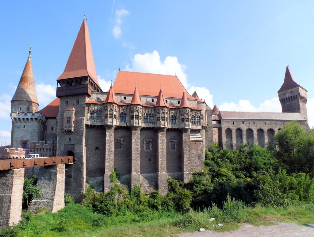Hunedoara - Eisenmarkt 03 Schwarze Burg