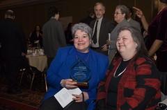 Representative Kathy M. Manderino and Nominator Karen Detamore