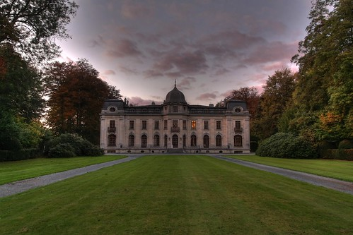 "sunset castle monument architecture canon belgium nights 1001nights hdr 1001 magiccity enghien photomatix ""flickraward"" platinumpeaceaward"