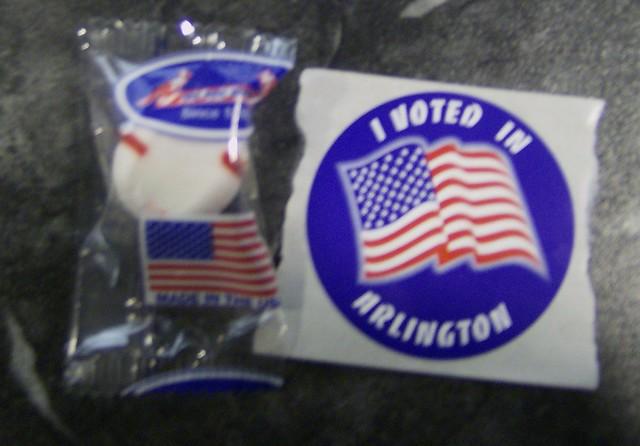 Header of Absentee Voting
