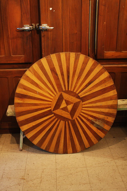 Wood Inlay Top Table Designs : Wood inlay table top flickr photo sharing