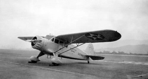 Stinson : XR3Q-1 : Reliant