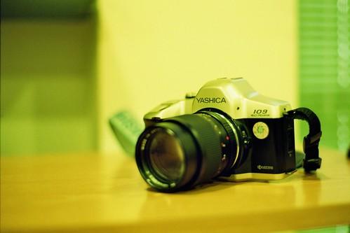 قیمت دوربین یاشیکا 109