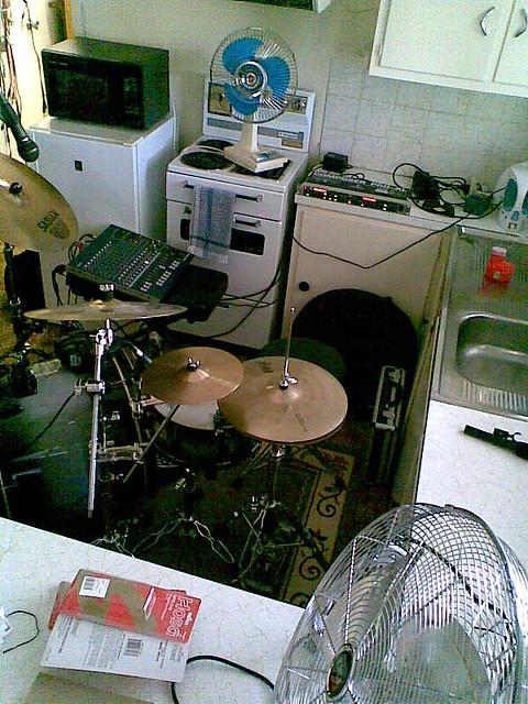 Yamaha Drum Headphones