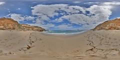 Sorrento: Ocean Beach 6 Sorrento Vic Equirectangular