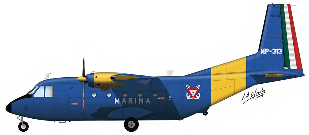 CASA C-212 Marina de Mexico