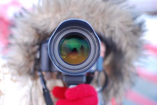 fuzzy camera
