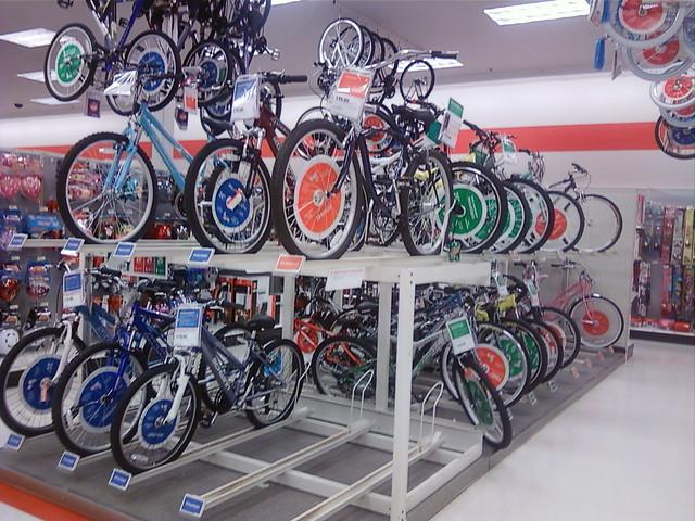 Bikes Target Medium