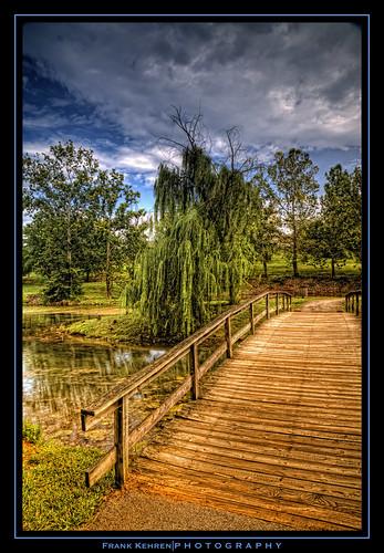 bridge canon tennessee willow f11 hdr bicentennialpark maryville 1635 greenbeltpark nikcolorefex ef1635mmf28liiusm canoneos5dmarkii dragondaggerphoto dragondaggeraward