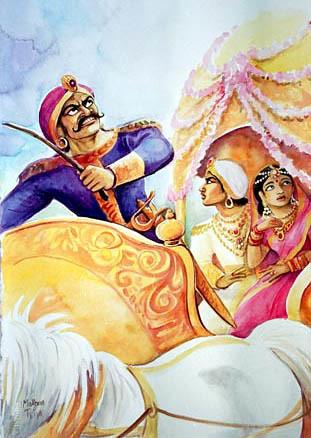 The Akashvani to warn
