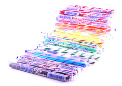 Gilliam Candy Sticks Rainbow I