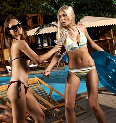 Bikini fight - a set on Flickr