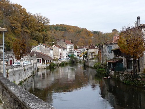 The picturesque Brantome. Photo: kristobalite