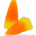 Phantom Pineapple Orange Gummi Candy Corn