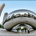 chicago cloud gate bean by Dan Anderson (dead camera, RIP)