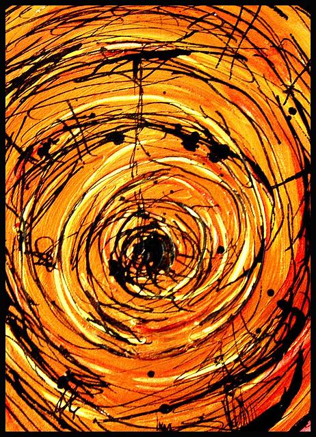 Paint Circle No 5
