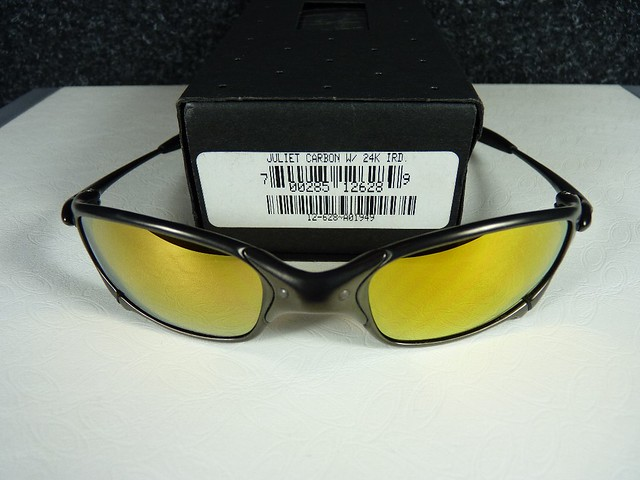 oakley gascan fire iridium  gold iridium