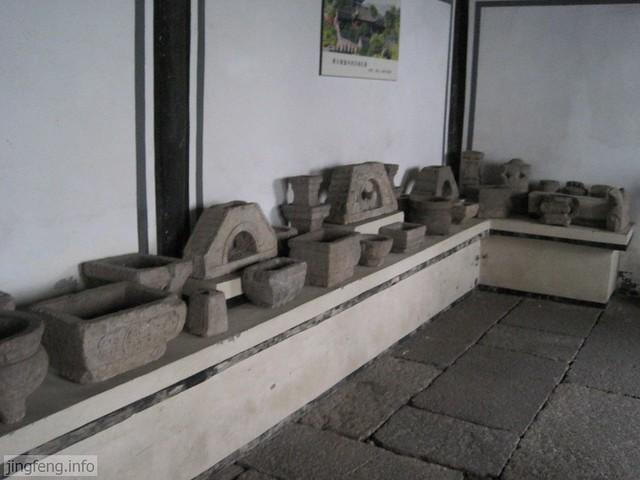 安昌古镇 石雕馆 (1)