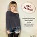 50L Friday - Totally Rad Sweatshirt by Julliette Westerburg