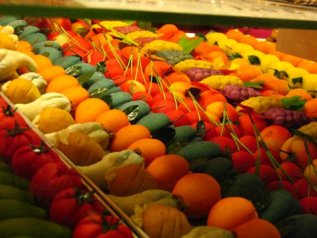 Marzipan Fruits - Nuremberg Christmas Market