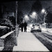 Snow in London [9] by Che-burashka