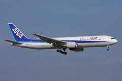 ANA (Air Japan)   B767-381(ER)   JA607A