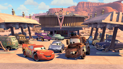 Cars- The Movie Wallpaper