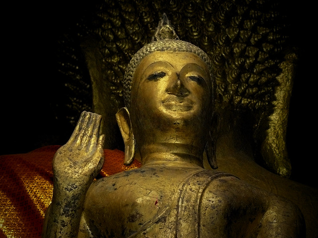 Blessings of the Golden Buddha