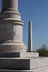 1st Division Monument