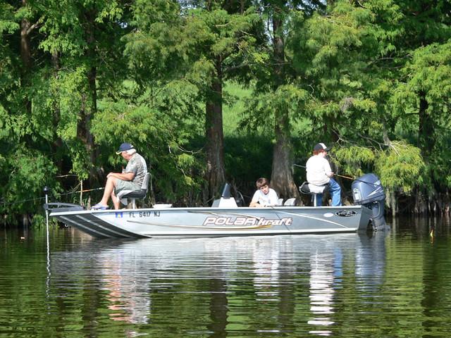 Lake tohopekaliga flickr photo sharing for Lake kissimmee fishing report