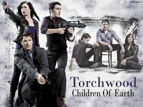 Into the Tardis: Torchwood: Children of Earth