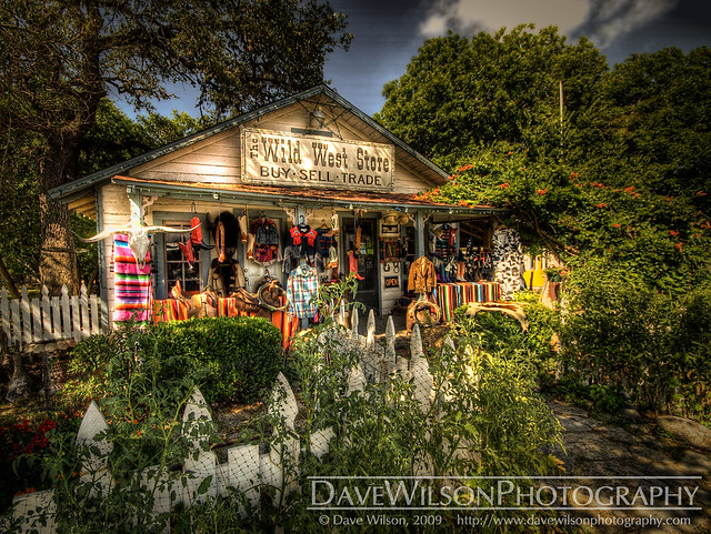 Wild West Store Wimberley Texas Flickr Photo Sharing