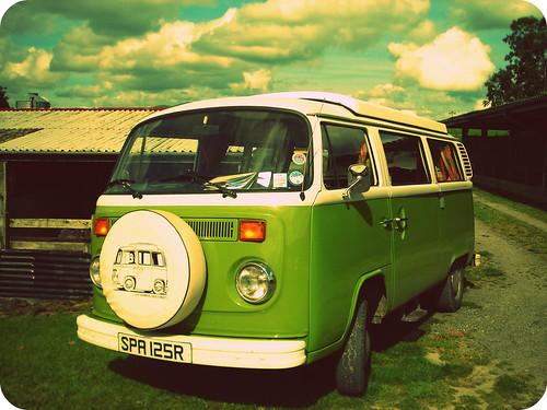 Camper Van :)