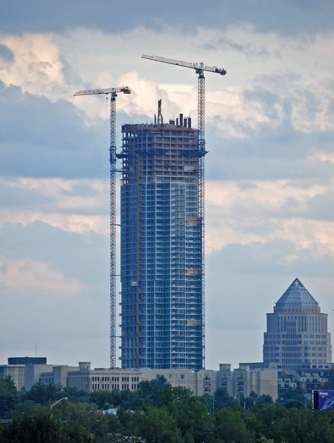 Charlotte Construction The Vue Flickr Photo Sharing