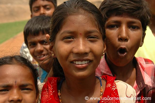 Up Close and Personal - Mamallapuram, India